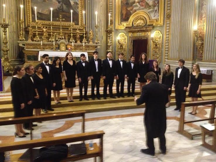 gu chamber singers
