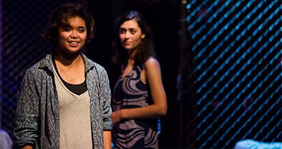 Playwright Cristina Ibarra
