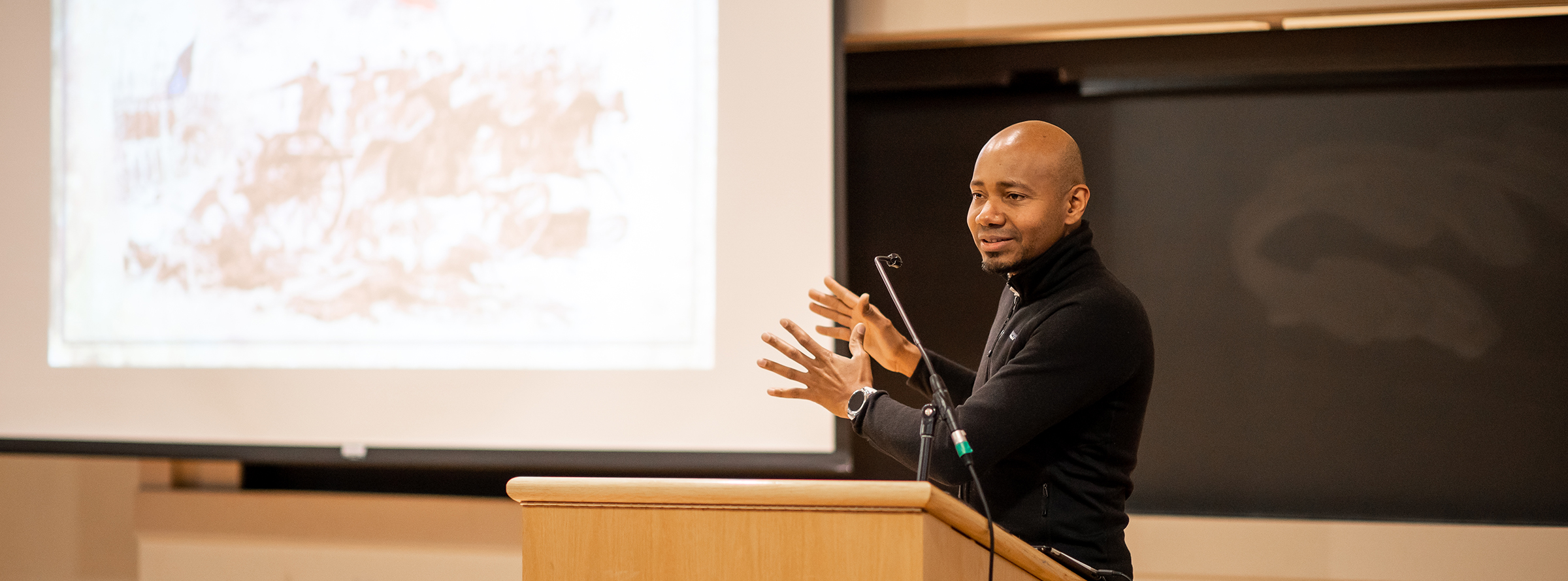 Mr. Paul Miller, also known as DJ Spooky